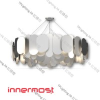 innermost panel 115 polished chrome