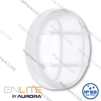 enlite en-bh130 wh bulk head grille bezel