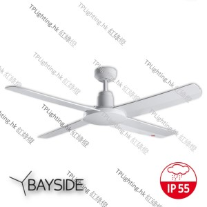 213025 bayside ceiling fan nautilus water proof