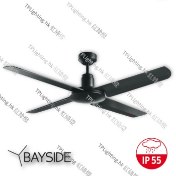 213026 bayside ceiling fan nautilus water proof