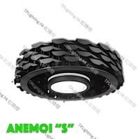 anemoi s black 21 bladeless ceiling fan