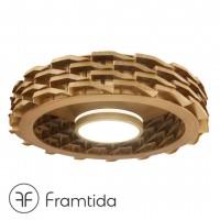 framtida anemoi wood ceiling fan bladeless 吊扇 風扇燈