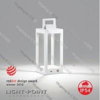 light point lantern t1 white 270430
