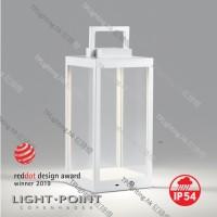 light point lantern t2 white 270440