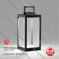 light point lantern t2 white 270441