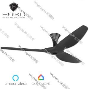 haiku i series black 60 ceiling fan no light