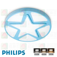 cl550 philips star kids ceiling light 兒童天花燈 colour