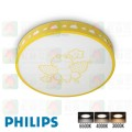 philips cl553 bee kids ceiling 兒童天花燈 colour