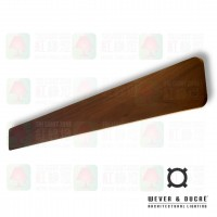 wever ducre miles 9.0 wooden led wall lamp