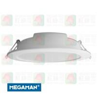FDL73400v0 megaman recessed downlight LED 筒燈