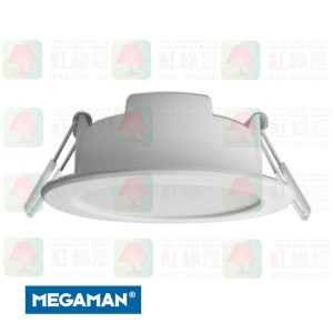 FDL73400v0 megaman recessed downlight LED 筒燈