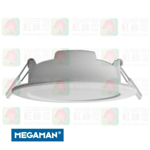 FDM71500v0 megaman recessed downlight LED 筒燈