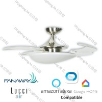 fanaway evo3 bc futura mood bc ceiling fan google home amazon alexa