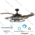 fanawy classic orb futura mood bc ceiling fan google home amazon alexa