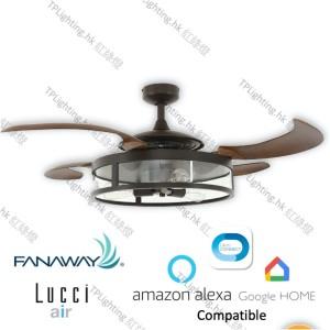fanawy classic orb futura mood bc ceiling fan google home amazon alexa