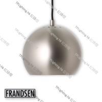 frandsen ball pendant lamp metalic
