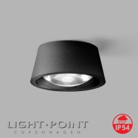 light point optic out 1+ black lamp ip54