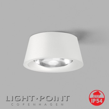 light point optic out 1+ white lamp ip54