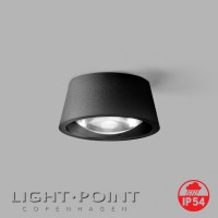 light point optic out 1 black lamp ip54