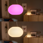 40906 philips hue bluetooth florish pendnat lamp 03