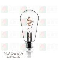 2057623 simbulb led filament st64