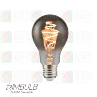 2150223 simbulb filament led a60 smoke