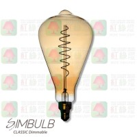 21691 simbulb mega st164 led filament