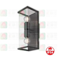 fl-h1462-gh outdoor wall lamp ip54