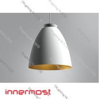 innermost chelsea 40 white gold pendant light