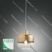 fabasluce cathy 3520-40-322 gold pendant lamp