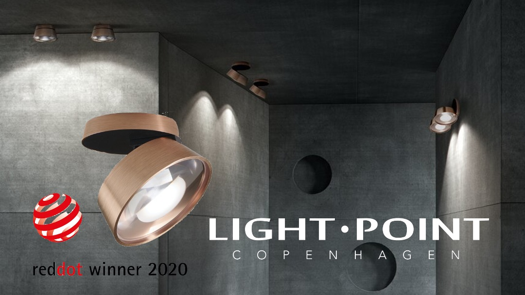 Main Page Slides light point facet ceiling light