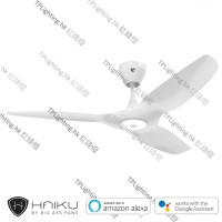 haiku l series g2 white 52 ceiling fan led light kit