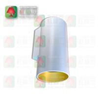 wall lamp wl-1717 danny mini-ws white gold inner gu10
