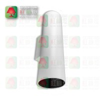 wall lamp wl-1727 danny mini-ws white black inner gu10