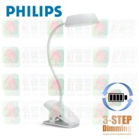 philips led reading lamp 66138 clip table lamp rechargeable