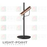 light point spirit t1 rose gold led table light