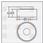 vitality-12w-dtw aluminium ceiling spot led light 03