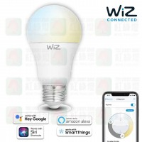 wiz a60 white ambiance smart light