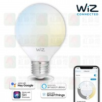wiz g95 smart light bulb white ambiance