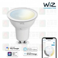 wiz gu10 smart light white ambiance