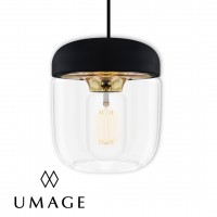 uamge acorn black top gold pendant lamp 吊燈 燈飾