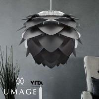 umage vita lighting silvia black big pendant lamp 吊燈 燈飾