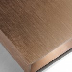 light point compact led wall lamp rose gold4