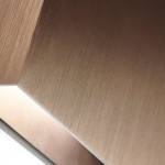 light point compact led wall lamp rose gold5
