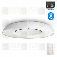 philips hue 32613 still white ceiling light bluetooth