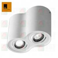ted lighting sdg7002 white surface mounted 盒仔燈
