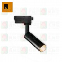 ted lighting tl711-1 black led track light 路軌燈