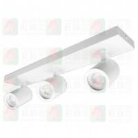 fl-1212-gu10-sm-3-wh white surface mount spot