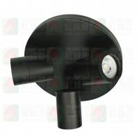 fl-1212-gu10-sm-3c-bk black surface mount spot