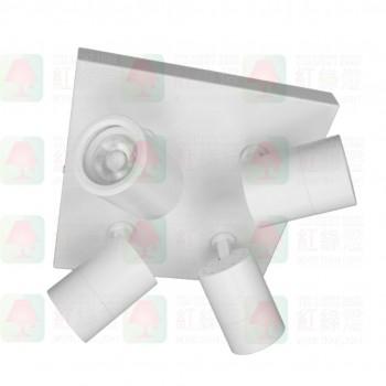 fl-1212-gu10-sm-4-wh white surface mount spot